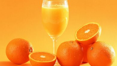 تصویر از خواص درمانی پرتقال