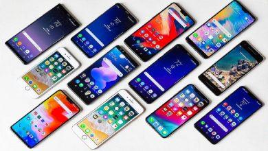 تصویر از موبایل دومین کالای وارداتی کشور