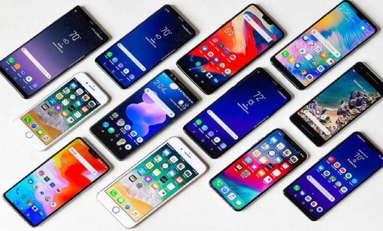 موبایل دومین کالای وارداتی کشور