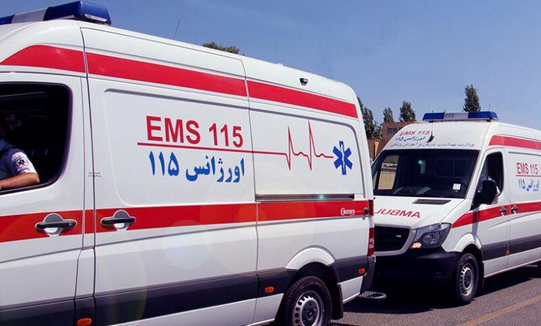 معافیت واردات آمبولانس از پرداخت عوارض گمرک