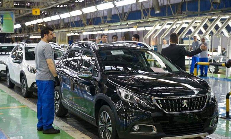 صادرات خودروهای ایرانی